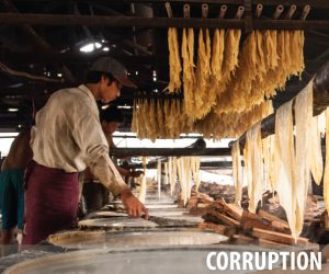Report: Corruption Perceptions in Cambodia SMES