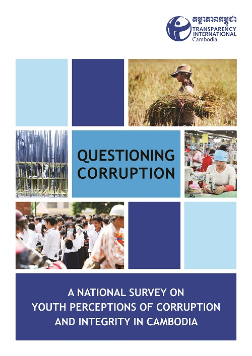 Survey on Youth and Corruption in Cambodia