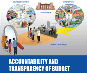 Summary survey report on Accountability and Transparency of Budget Process (English)
