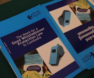 Policy Brief: Whistleblower Protection Legislation